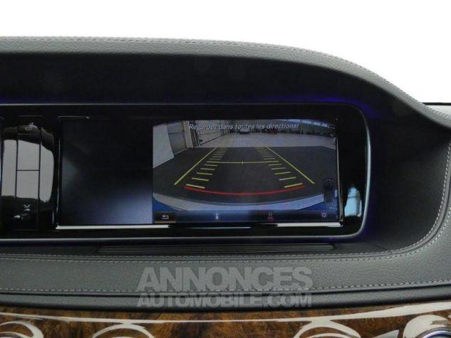 Mercedes Classe S 350 BlueTEC Executive 4Matic 7G-Tronic Plus Argent Iridium Occasion - 9