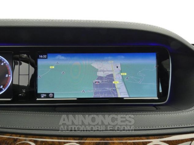 Mercedes Classe S 350 BlueTEC Executive 4Matic 7G-Tronic Plus Argent Iridium Occasion - 10