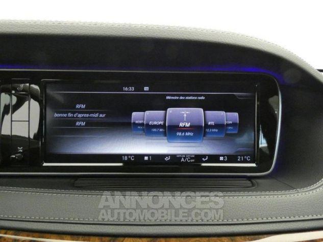 Mercedes Classe S 350 BlueTEC Executive 4Matic 7G-Tronic Plus Argent Iridium Occasion - 11