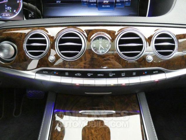 Mercedes Classe S 350 BlueTEC Executive 4Matic 7G-Tronic Plus Argent Iridium Occasion - 12