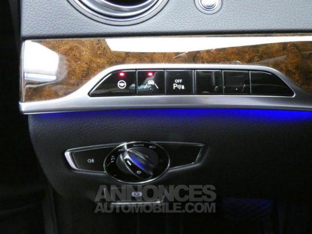 Mercedes Classe S 350 BlueTEC Executive 4Matic 7G-Tronic Plus Argent Iridium Occasion - 16
