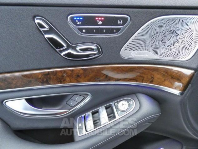 Mercedes Classe S 350 BlueTEC Executive 4Matic 7G-Tronic Plus Argent Iridium Occasion - 17