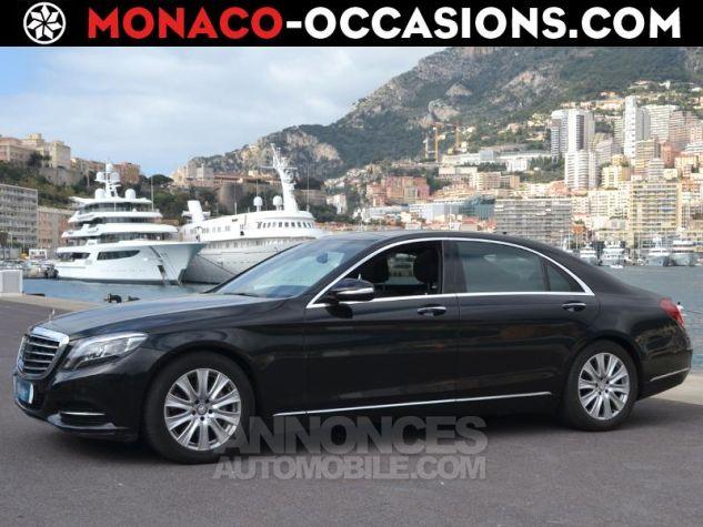 Mercedes Classe S 350 BlueTEC Executive L 7G-Tronic Plus Noir Obsidienne Occasion - 0