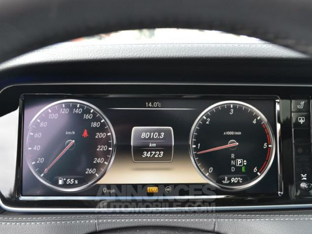 Mercedes Classe S 350 BlueTEC Executive L 7G-Tronic Plus Noir Obsidienne Occasion - 12