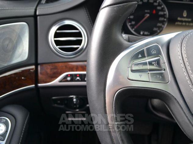 Mercedes Classe S 350 BlueTEC Executive L 7G-Tronic Plus Noir Obsidienne Occasion - 16