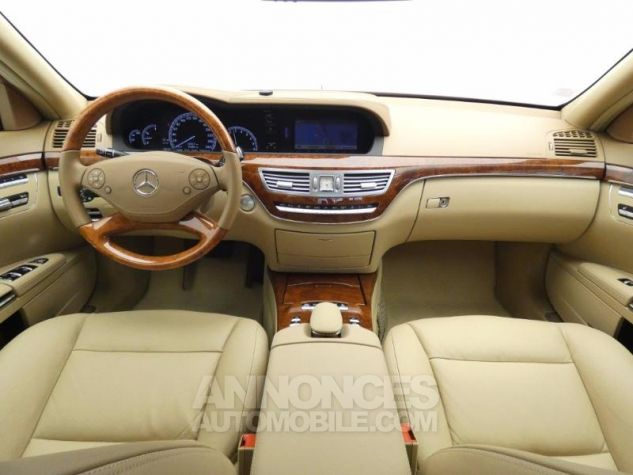 Mercedes Classe S 350 CDI BE 7GTro Rouge Cornaline Occasion - 2