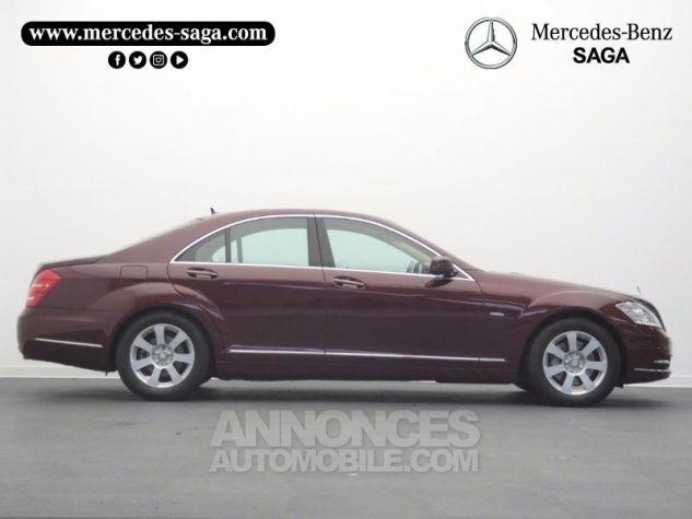 Mercedes Classe S 350 CDI BE 7GTro Rouge Cornaline Occasion - 5