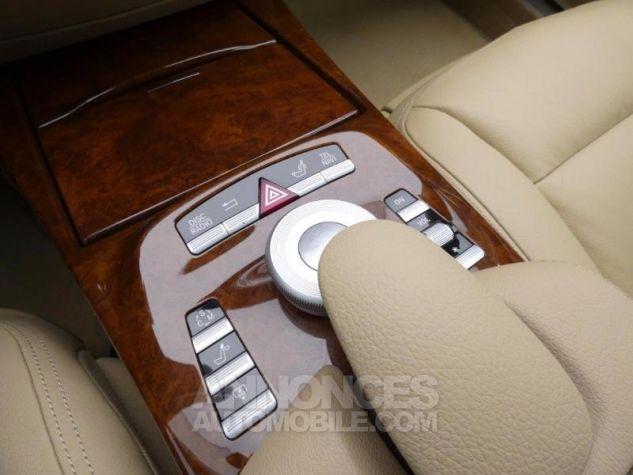 Mercedes Classe S 350 CDI BE 7GTro Rouge Cornaline Occasion - 10