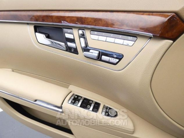 Mercedes Classe S 350 CDI BE 7GTro Rouge Cornaline Occasion - 11