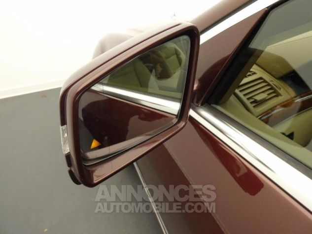 Mercedes Classe S 350 CDI BE 7GTro Rouge Cornaline Occasion - 12
