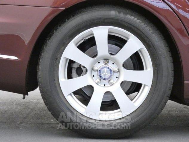 Mercedes Classe S 350 CDI BE 7GTro Rouge Cornaline Occasion - 16
