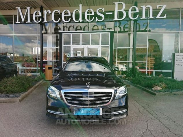Mercedes Classe S 350 d 286ch Executive 9G-Tronic Euro6c NOIR Occasion - 2