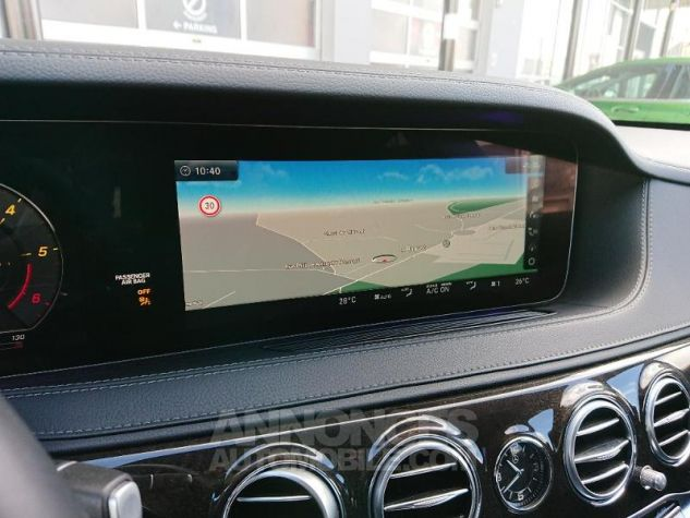 Mercedes Classe S 350 d 286ch Executive 9G-Tronic Euro6c NOIR Occasion - 5