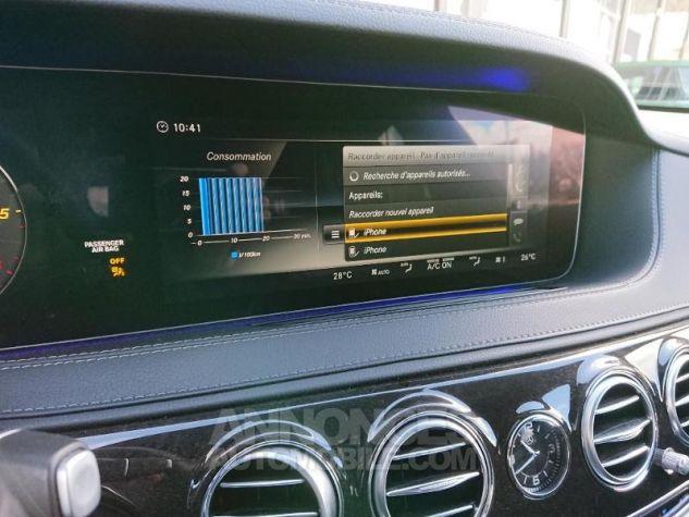 Mercedes Classe S 350 d 286ch Executive 9G-Tronic Euro6c NOIR Occasion - 7