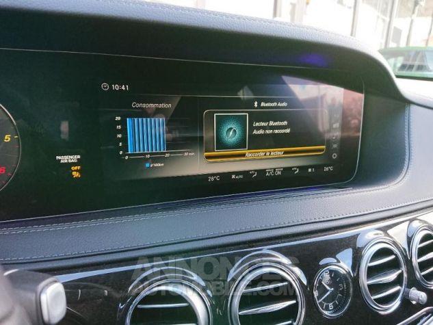 Mercedes Classe S 350 d 286ch Executive 9G-Tronic Euro6c NOIR Occasion - 9
