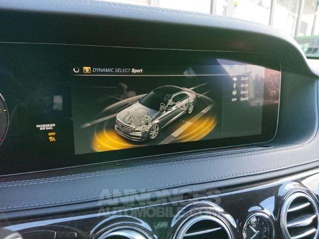 Mercedes Classe S 350 d 286ch Executive 9G-Tronic Euro6c NOIR Occasion - 10