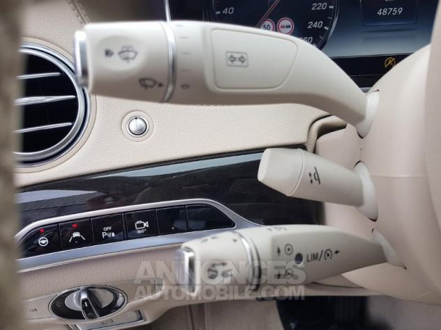 Mercedes Classe S 350 d Executive 4Matic 9G-Tronic NOIR OBSIDIENNE Occasion - 7