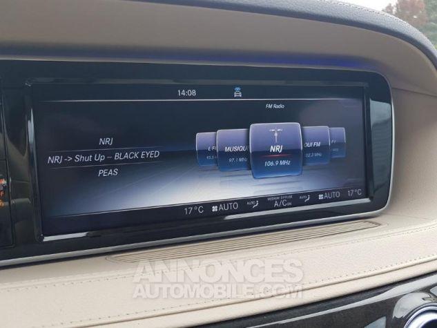 Mercedes Classe S 350 d Executive 4Matic 9G-Tronic NOIR OBSIDIENNE Occasion - 16