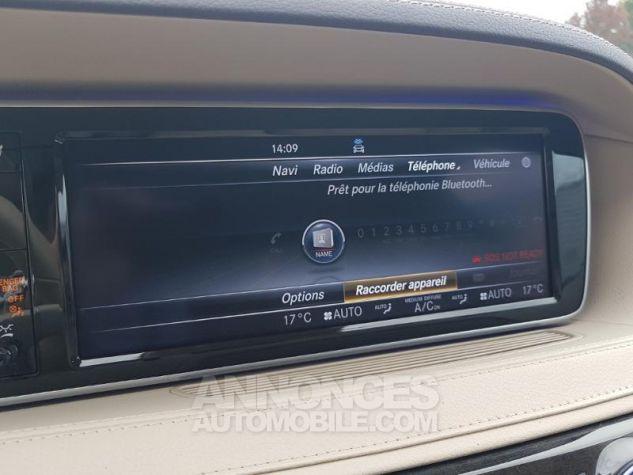 Mercedes Classe S 350 d Executive 4Matic 9G-Tronic NOIR OBSIDIENNE Occasion - 18