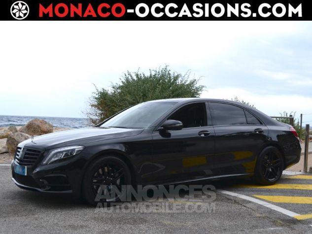 Mercedes Classe S 350 d Executive L 4Matic 9G-Tronic Noir Occasion - 0