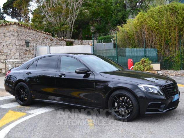 Mercedes Classe S 350 d Executive L 4Matic 9G-Tronic Noir Occasion - 2