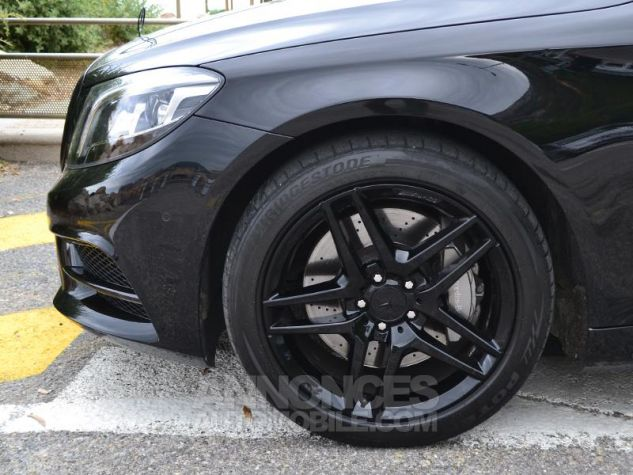 Mercedes Classe S 350 d Executive L 4Matic 9G-Tronic Noir Occasion - 6