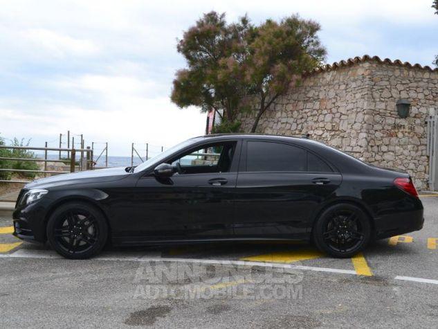 Mercedes Classe S 350 d Executive L 4Matic 9G-Tronic Noir Occasion - 7
