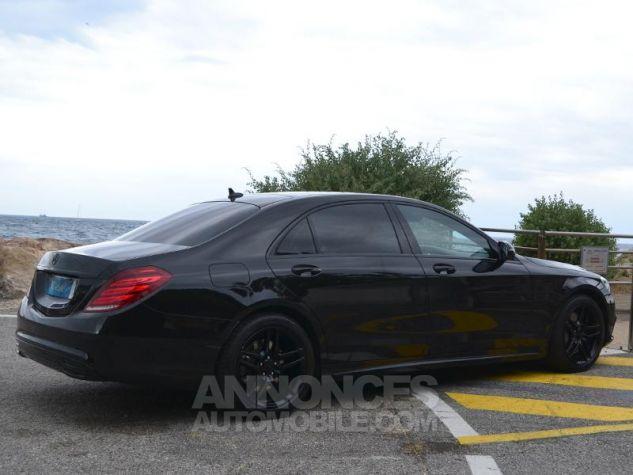 Mercedes Classe S 350 d Executive L 4Matic 9G-Tronic Noir Occasion - 10