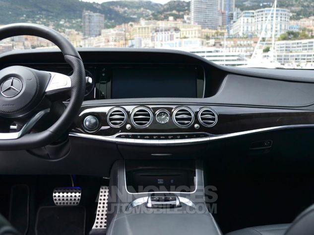 Mercedes Classe S 350 d Executive L 4Matic 9G-Tronic Noir Occasion - 11