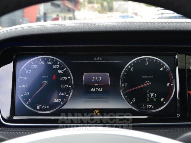 Mercedes Classe S 350 d Executive L 4Matic 9G-Tronic Noir Occasion - 12
