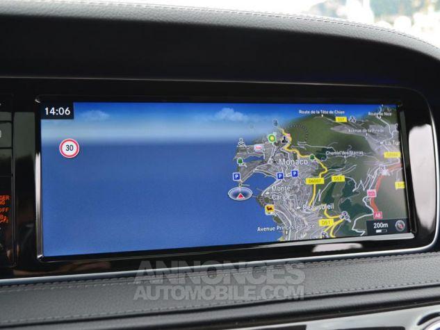 Mercedes Classe S 350 d Executive L 4Matic 9G-Tronic Noir Occasion - 14