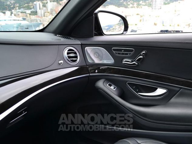 Mercedes Classe S 350 d Executive L 4Matic 9G-Tronic Noir Occasion - 17