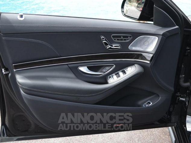 Mercedes Classe S 350 d Executive L 4Matic 9G-Tronic Noir Occasion - 18