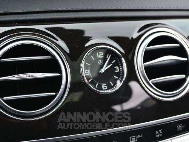 Mercedes Classe S 350 d Executive L 4Matic 9G-Tronic Noir Occasion - 19