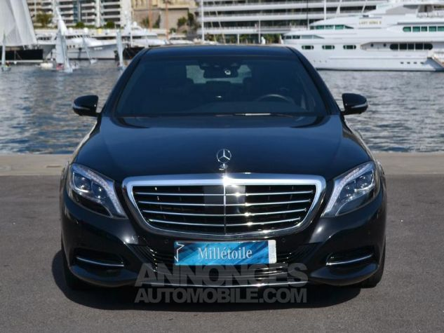 Mercedes Classe S 350 d Executive L 9G-Tronic Noir Occasion - 1