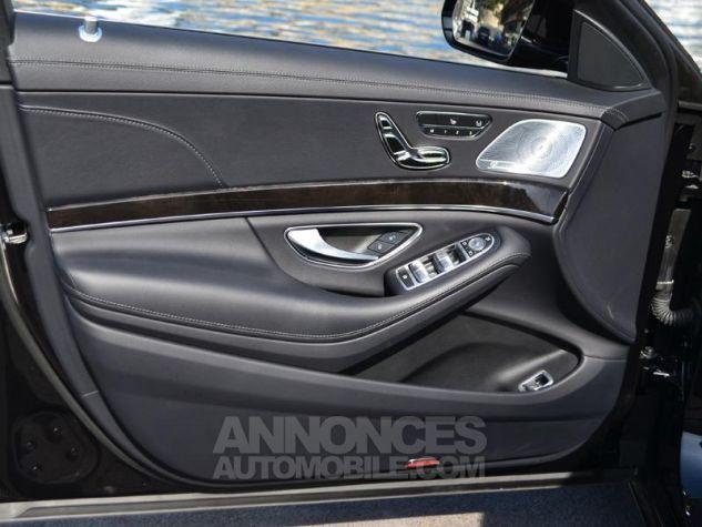 Mercedes Classe S 350 d Executive L 9G-Tronic Noir Occasion - 17