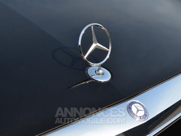 Mercedes Classe S 350 d Executive L 9G-Tronic Noir Occasion - 19