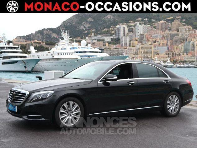 Mercedes Classe S 350 d Executive L 9G-Tronic Noir Obsidienne Occasion - 0