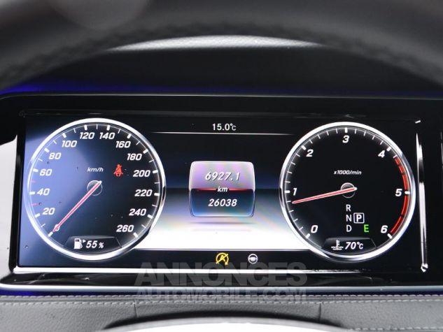 Mercedes Classe S 350 d Executive L 9G-Tronic Noir Obsidienne Occasion - 12