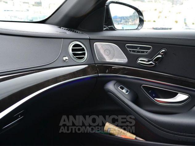 Mercedes Classe S 350 d Executive L 9G-Tronic Noir Obsidienne Occasion - 17