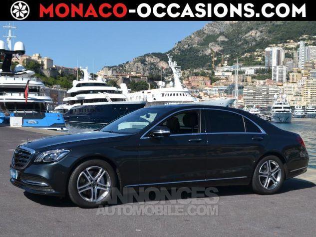 Mercedes Classe S 350 d Fascination L 4Matic 9G-Tronic Noir Métal Occasion - 0