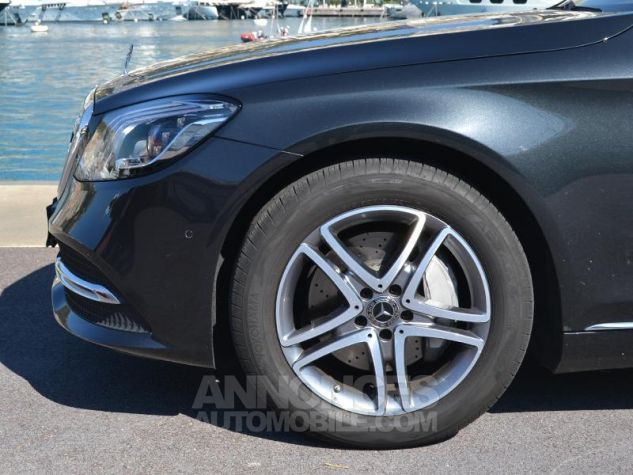 Mercedes Classe S 350 d Fascination L 4Matic 9G-Tronic Noir Métal Occasion - 6