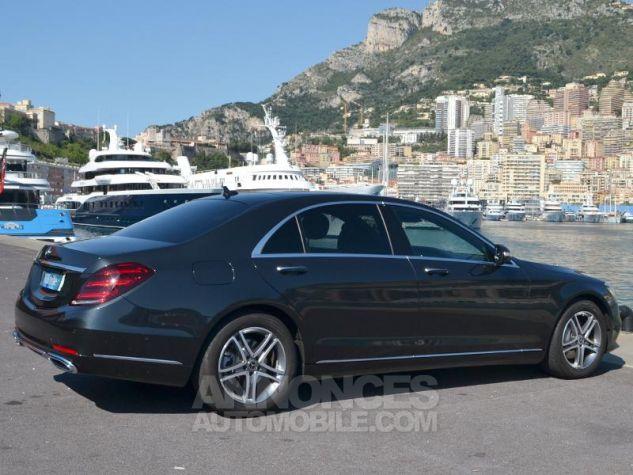 Mercedes Classe S 350 d Fascination L 4Matic 9G-Tronic Noir Métal Occasion - 10