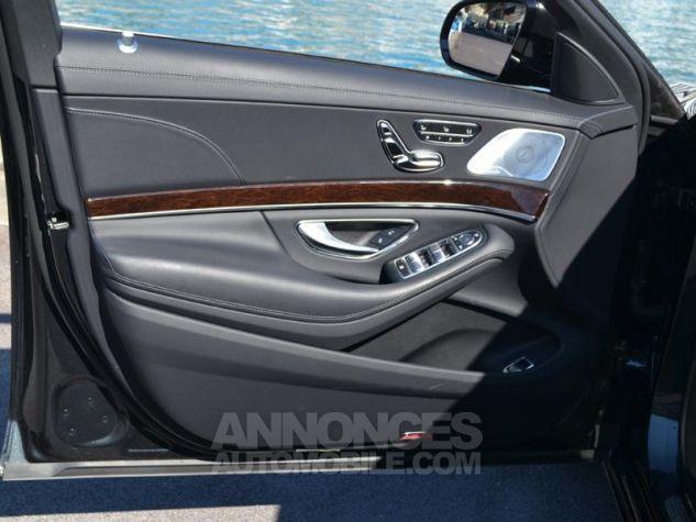 Mercedes Classe S 350 d Fascination L 4Matic 9G-Tronic Noir Métal Occasion - 18