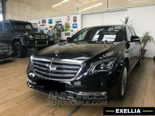 Mercedes Classe S 350 d Lang  NOIR PEINTURE METALISE  Occasion - 1