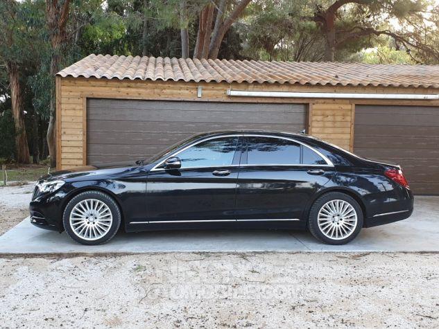 Mercedes Classe S 350 D LIMOUSINE EXECUTIVE 9 G TRONIC NOIR METALLISE Occasion - 7