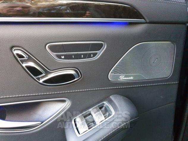 Mercedes Classe S 350 D LIMOUSINE EXECUTIVE 9 G TRONIC NOIR METALLISE Occasion - 14
