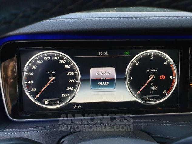 Mercedes Classe S 350 D LIMOUSINE EXECUTIVE 9 G TRONIC NOIR METALLISE Occasion - 15