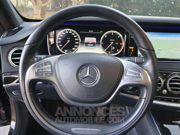 Mercedes Classe S 350 D LIMOUSINE EXECUTIVE 9 G TRONIC NOIR METALLISE Occasion - 17