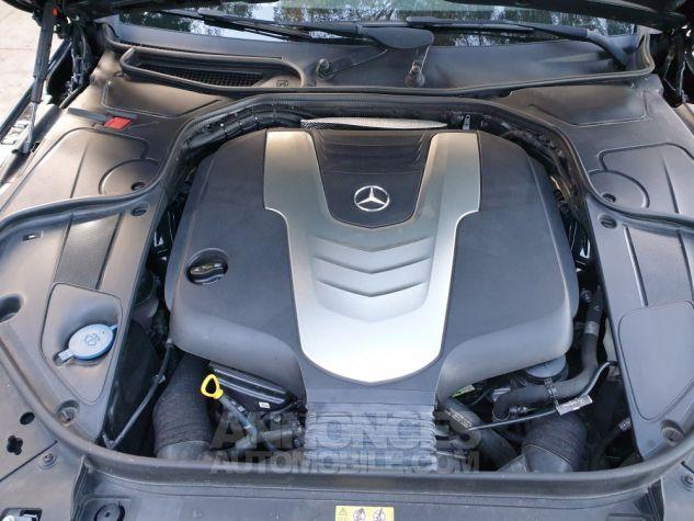 Mercedes Classe S 350 D LIMOUSINE EXECUTIVE 9 G TRONIC NOIR METALLISE Occasion - 18